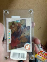 Ty beanie baby holographic card  Las Vegas, 89101