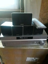 Brand new Sony home theater set