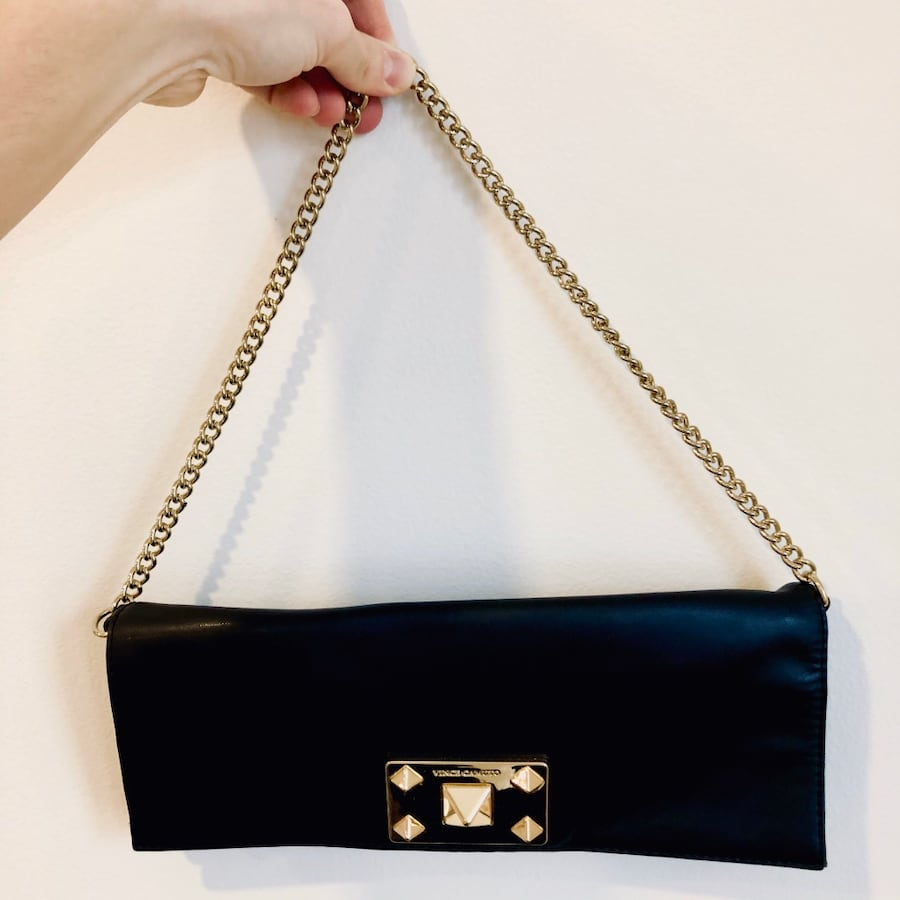 Vince Camuto Clutch with Chain Strap