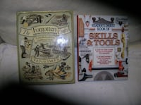 Two (2) Books on Skills, Tools,  Springfield