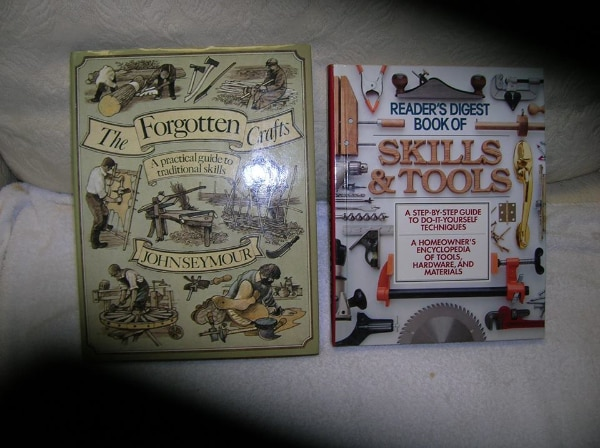 Two (2) Books on Skills, Tools,