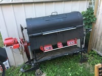black and gray gas grill Montréal, H1L 1R6