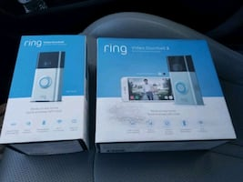 Ring 1 & Ring 2 Brand New In Box