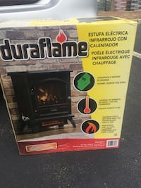 Duraflame heater new West Haven, 06516