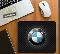 BMW Mouse Pad  Istanbul