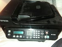 Printer/scanner/copier/fax all in one