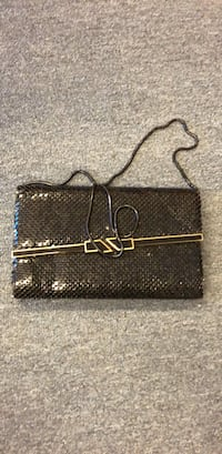 black and brown leather wristlet Los Angeles, 91311
