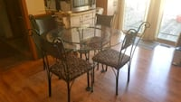 table with four chairs, nice! Virginia, 23072