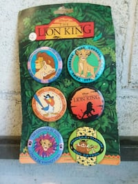 LION KING PINS NEVER USED. Southbridge, 01550