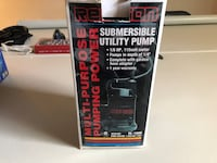 Red Lion Submersible Water Pump Vaughan, L6A 3V3