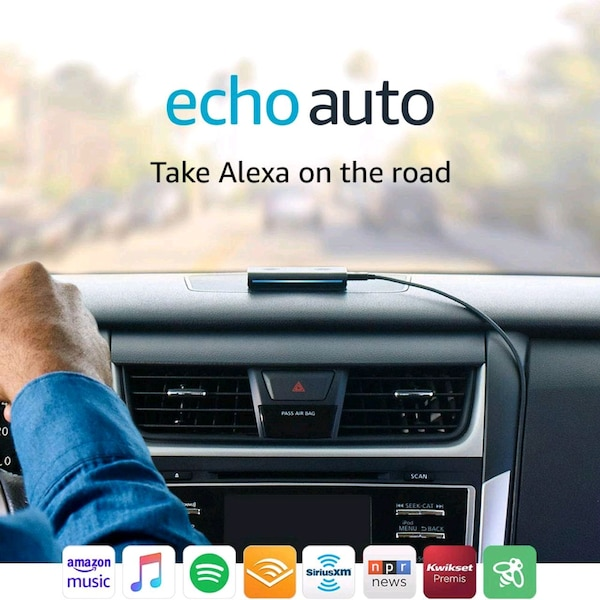 Used Alexa For Your Car Amazon Echo Auto For Sale In San