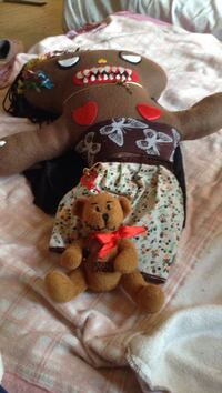 brown bear plush toy Montreal, H3W 2E6