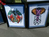 Trippy Framed Art Prints Scotch Plains