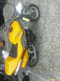 Enzo pocket bike Delta, V4C 3C3