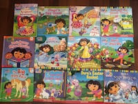 Lot 12 Dora the Explorer children's picture books lot Diamond Bar, 91765
