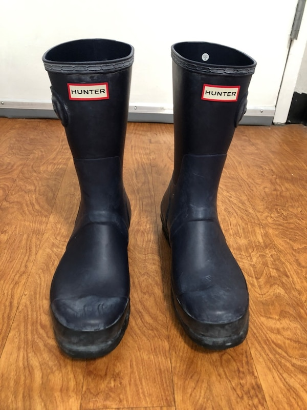 Used Men s Hunter Boots Size 11 for sale in New York - letgo 8deacfd55