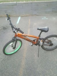 red and black BMX bike Haverhill, 01830