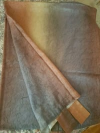 Two curtains 55in × 42in.  Toronto, M2M 4B9