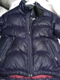 boy's puffy gap jacket size 6-7