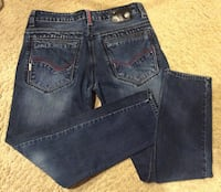 Petrol men's blue denim jeans ( pls slide to see other photo ) Calgary, T2J