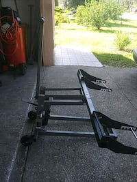 black and gray metal frame Kissimmee, 34759