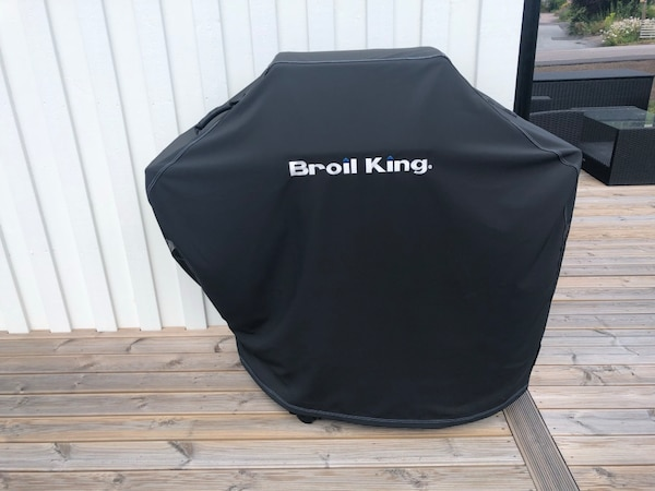 Broil king ute grill