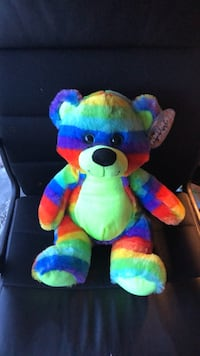 Plush animal (toy rainbow bear)  Las Vegas, 89128