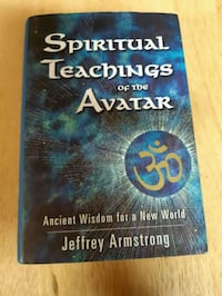 Spiritual teaching of the avatar hardcover book Edmonton, T6L 3A5