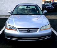 2002 Honda Accord☆AFFORDABLE☆RELIABLE☆SUNROOF☆ Chesterfield