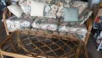 Sunroom couch