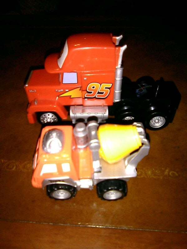 Movie Cars For Sale >> Trucks From Disney Movie Cars