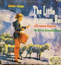 Little drummer boy soundtrack  Larose, 70373