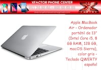 MACBOOK AIR NUEVO PRECINTADO Madrid