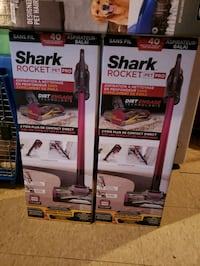 BRAND NEW SHARK ROCKET PET PRO VACUUMS. Toronto, M6G 2B9