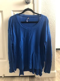 Poof blue sweater Rancho Cordova, 95670