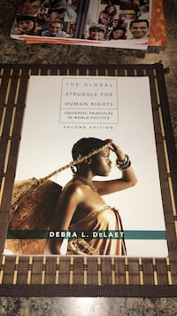 The Global Struggle For Human Rights (second Edition) Kitchener, N2P