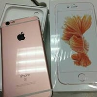 rose gold iPhone 6s with box Las Vegas