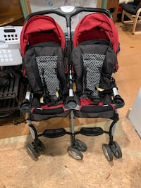 Combo double stroller Lake Zurich, 60047