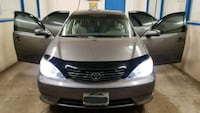 2005 Toyota Camry le with Leather seats  Mississauga, L5A 3H7