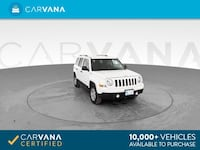 2014 Jeep Patriot suv Sport SUV 4D White <br /> Fort Myers