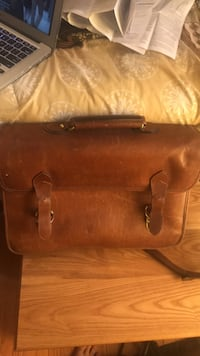 Leather Laptop and Work Bag Minneapolis, 55405