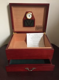 Cigar Humidor by Don Salvatore Philadelphia