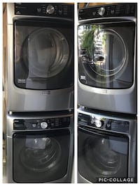 Maytag Maxima steam washer and dryer Pickering, L1V 6P5