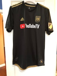 Authentic LAFC Jersey size Large Lakewood, 90712