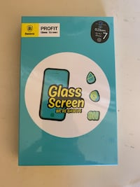 iPhone 7 screen protection film layer