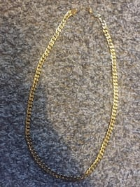 18k chain pure gold Surrey, V3T 1N9