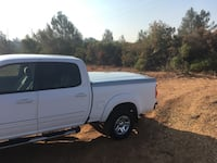 Leer truck bed cover-silver Shingle Springs, 95682