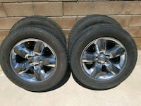 Ram 1500 wheels and tires Palmdale, 93550