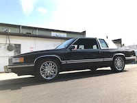 Cadillac - Coupe de Ville - 1992 MUST SEE! Coquitlam