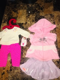 FIRST GENERATION DOLL CLOTHES